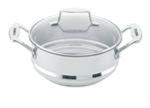 Multi Steamer with lid Scanpan Impact