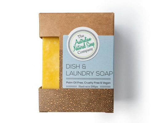 Dish & Laundry Solid Soap