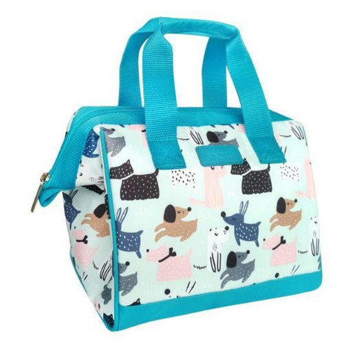 Lunch Bag Dog Park insulated Sachi