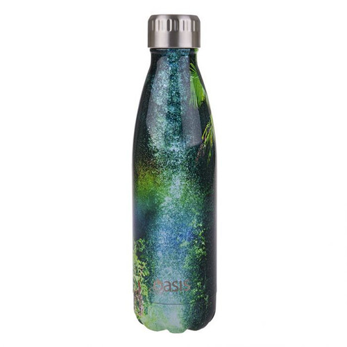Drink Bottle 500ml Rainforest