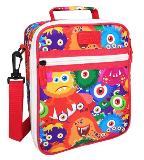 Lunch Tote Monsters insulated Sachi