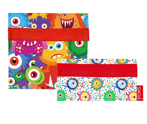 Lunch Pockets monsters set 2 Sachi
