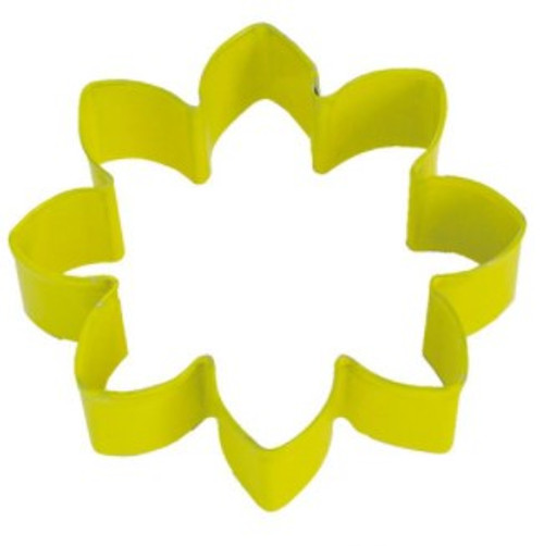 Cookie Cutter Daisy yellow 9cm