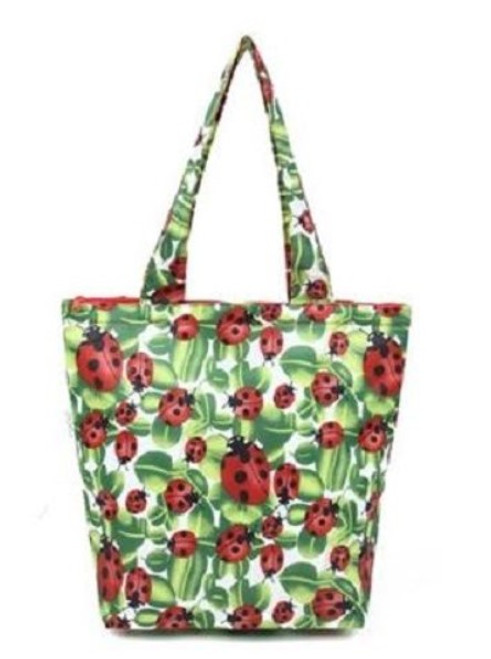 Market Tote Lady Bug Insulated