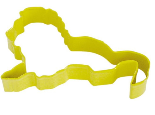 Cookie Cutter Lion 11.5cm Yellow