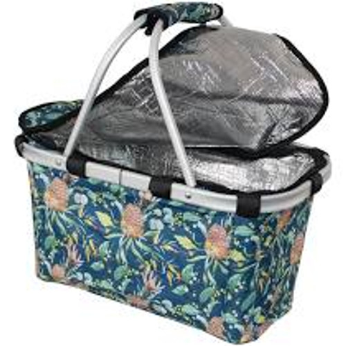 Carry Basket insulated natives with zip lid