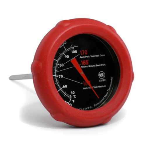 Thermometer Meat Silicone Dial