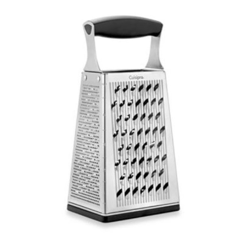 Grater 4 Sided Plus Ginger Cuisipro