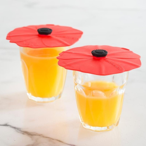 Drink Covers Poppy 10cm Charles Viancin
