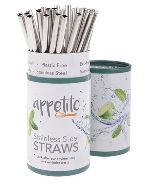 Straw Smoothie Stainless Steel