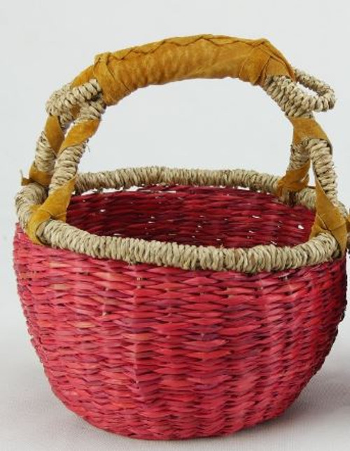 Basket Small Red 20cm