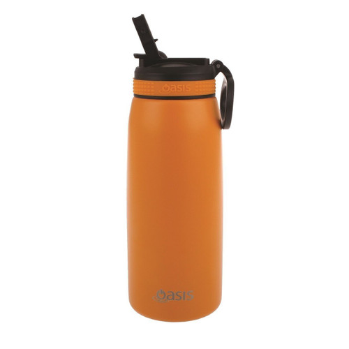 Sports Bottle Burnt Orange 780ml Drink Bottle