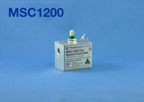 MSC1200 - Panel Mount