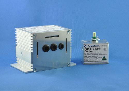 8A Speed Controller - MSR2000 + RC10