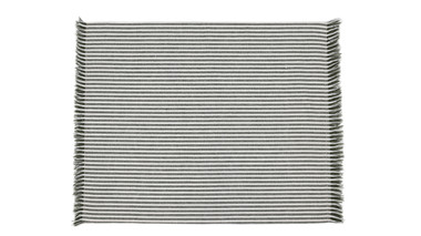 Abby Stripe Olive Green Placemat set of 4