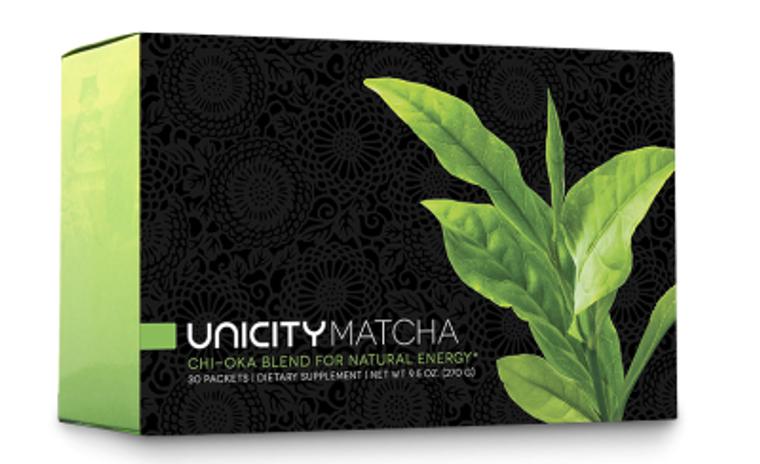 Unicity Matcha Energy 26552