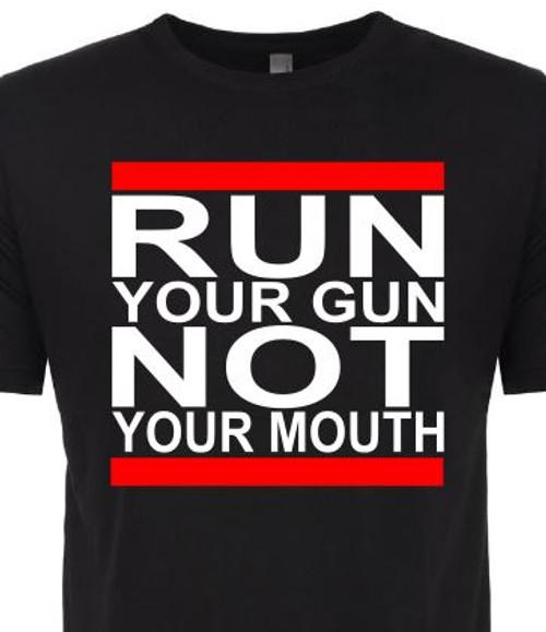 Run Your Gun Tee