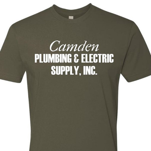 Camden Plumbing and Electric Tee