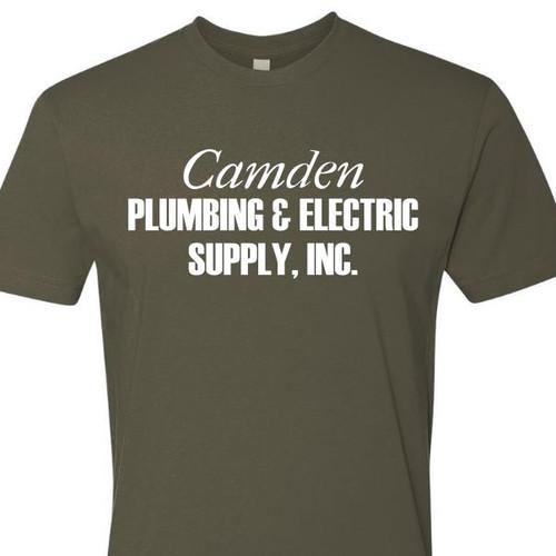 Camden Plumbing and Electric Tee