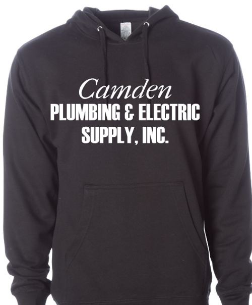 Camden Plumbing and Electric hoodie