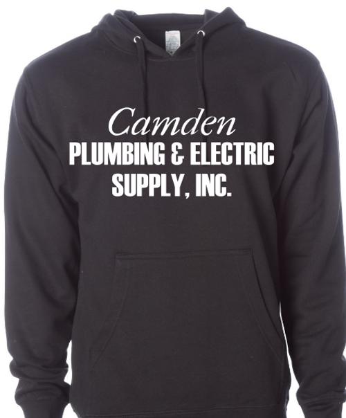 Camden Plumbing and Electric hoodie