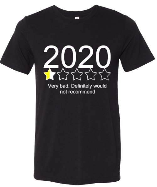 2020 Rating Tee