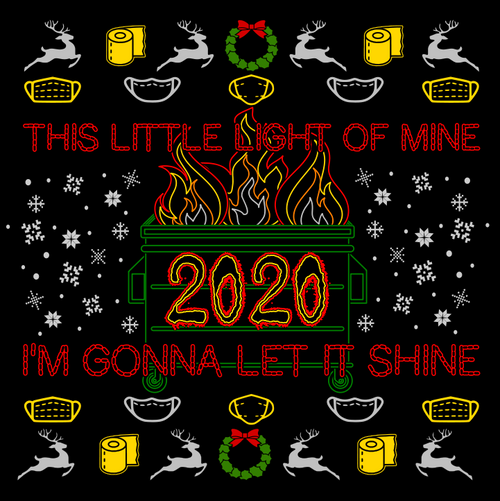 Ugly Christmas Sweater 2020