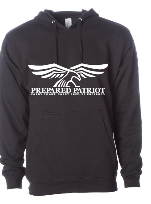 Prepared Patriot  hoodie