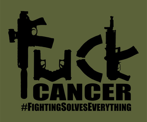 F*ck Cancer patch