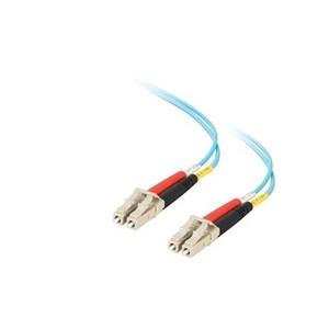 Quiktron 852-LL2-003 - LC LC Fiber Jumper - Duplex, 10Gb, 1M