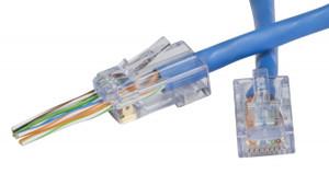 Platinum Tools 100010C - EZ-RJ45 Category 6 Connectors