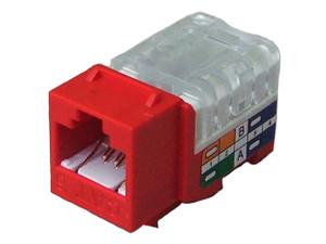 Dynacom 10606K25-BL 25 Pack Category 6 Kwikjack