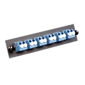 Multilink 10-9709 Loaded LC Fiber Adapter Panel, Singlemode