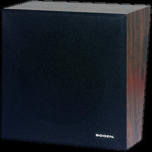 Bogen ASWB1 - Self-Amplified Wall Baffle Speaker ASWB1