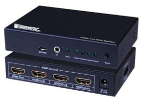 Vanco 280704 HDMI 1x4 4K2K Splitter