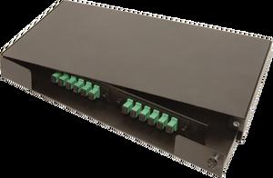 Multilink 10-4323 2 Panel Rack Mount Fiber Distribution Unit