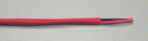 Comtran 38698 Riser Fire Alarm Cable 2C Red (1000ft)