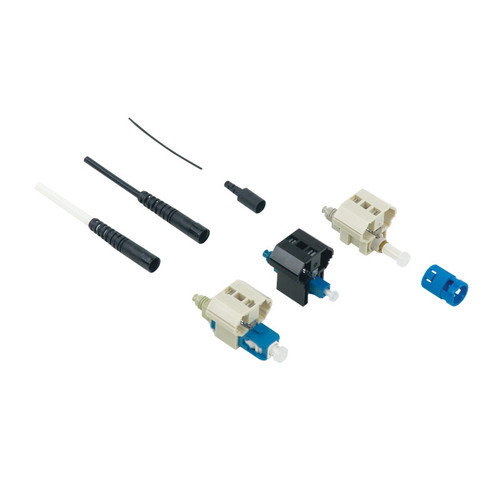 AFL FAST-LC-MM50L-100 Field Installable Fiber Connectors