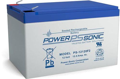 Power Sonic Lead Acid PS Series PS-12120F2