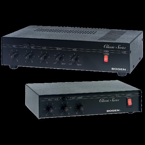 Bogen C35 35 Watt Public Address Mixer-Amplifier