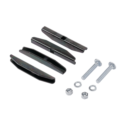 Hoffman - LBSKB - Butt-Splice Kit - Black, Steel