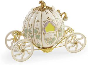 Lenox Disney's Cinderella's Enchanted Coach And Figurine 2Pc Set