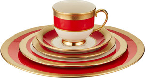 Lenox Embassy 40 Piece Dinnerware Set For 8 New