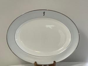 "Waterford Seahorse Ocean 15.25"" Oval Platter New"