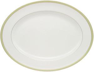 "Waterford Golden Apple 15.25"" Platter"