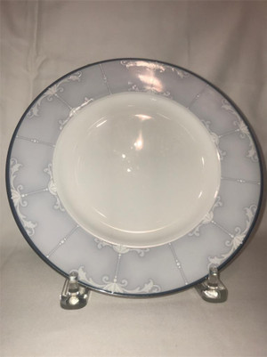 WATERFORD ALANA PLATINUM  SET OF 4 ACCENT PLATES NEW