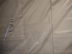 Frette Odissea Pearl Bordo 7pc Queen Duvet W Fitted Sheet Set New in Package