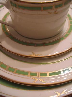 Kate Spade Pompano Point 43P Fine Bone China Dinnerware Set For  8 New
