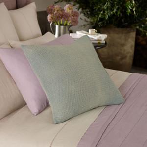 Ralph Lauren Martine Throw Pillow ile saint louis 20 x 20 Dark Cypress New