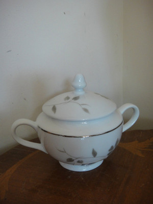 Ralph Lauren Sophia Floral Covered Sugar Bowl With Lid
